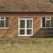 Hatley Village Hall, in Hatley St George, Cambridgeshire – the garden area is good for barbecues. The Hall is available for hire any day or evening of the week. Contact the Parish Clerk on 01767 650 596.