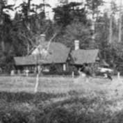 Possibly the original Hatley Park in Colwood, British Columbia, Canada.