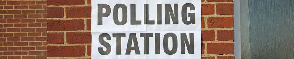 Hatley Village Hall is our polling station.