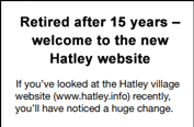 Gamlingay Gazette, July 2019 – article on the Hatley website.
