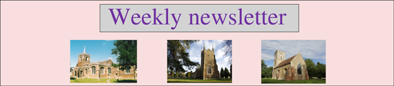 St Mary's, Gamlingay, weekly newsletter .